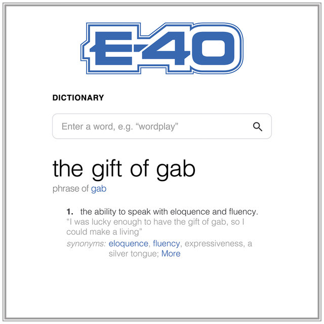 The Gift Of Gab