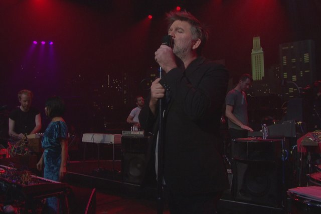 oh baby (Live on Austin City Limits)