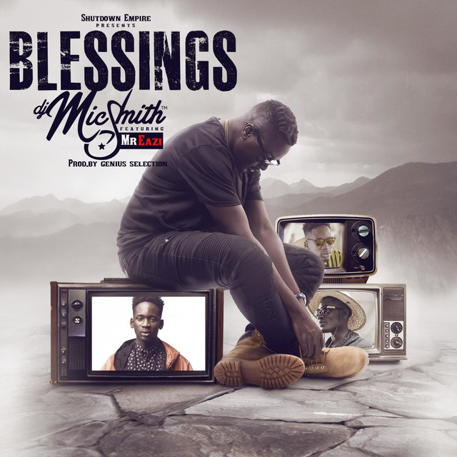 Blessings (feat. Mr Eazi)
