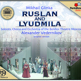 Ruslan and Lyudmila, Op. 5: Act III: No. 12. Persian Chorus: Lozhitsya v pole mrak (Naina, Chorus of Maidens, Chorus)