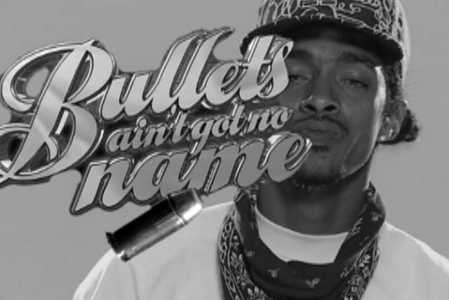 Bullets Ain't Got No Names (Explicit Video Version)