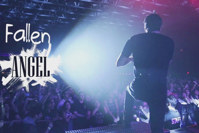 Fallen Angel (Lyric Video)