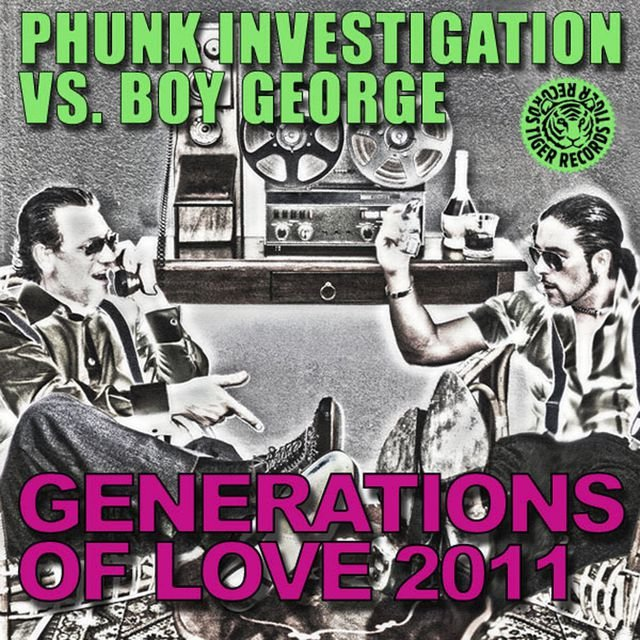 Generation Of Love 2011 (vs. Boy George)