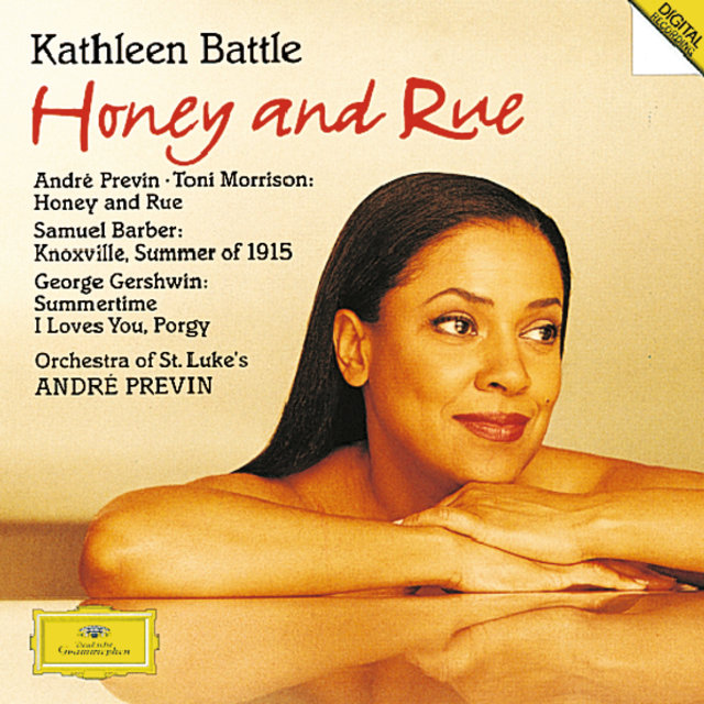 Previn: Honey & Rue / Barber: Knoxville / Gershwin: Porgy and Bess