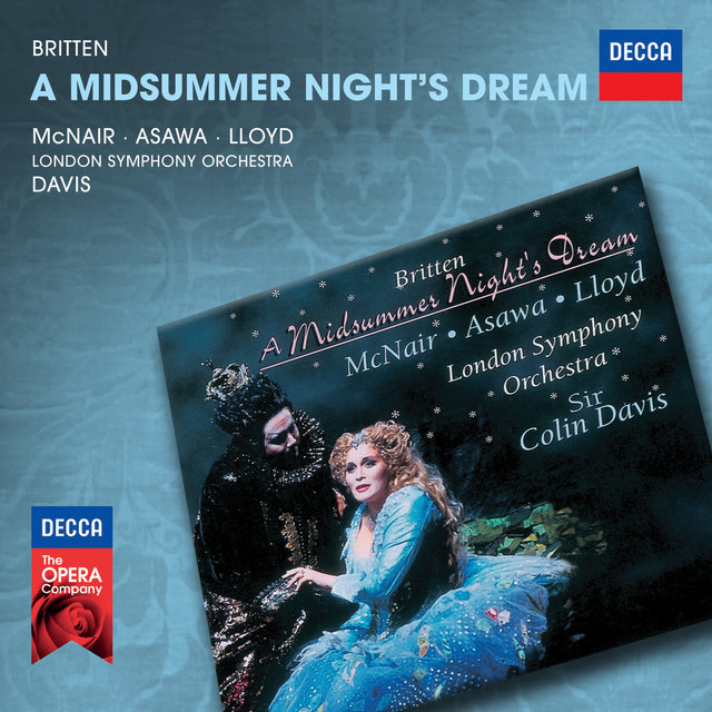 Britten: A Midsummer Night's Dream