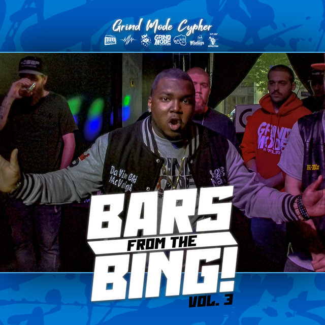 Grind Mode Cypher Bars from the Bing!, Vol. 3