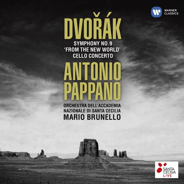 Dvorak: Symphony No.9 & Cello Concerto