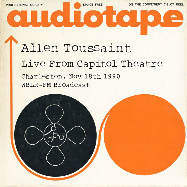 Live From Capitol Theatre, Charleston, Nov 18th 1990 WBLR-FM Broadcast (Remastered)