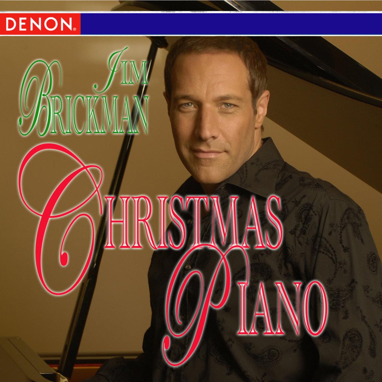 TIDAL: Listen to Jim Brickman: Christmas Piano on TIDAL