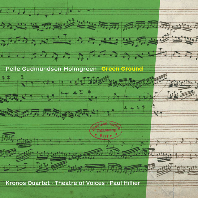 Pelle Gudmundsen-Holmgreen: Green Ground (Live)