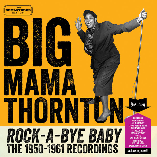 Rock-a-Bye Baby: The 1950-1961 Recordings