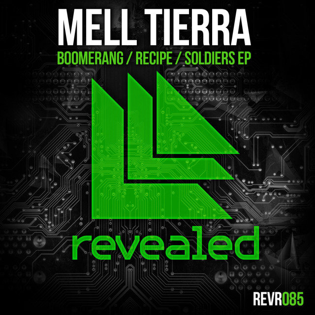 Boomerang / Recipe / Soldiers EP