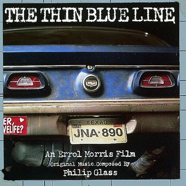 The Thin Blue Line (Original Soundtrack)