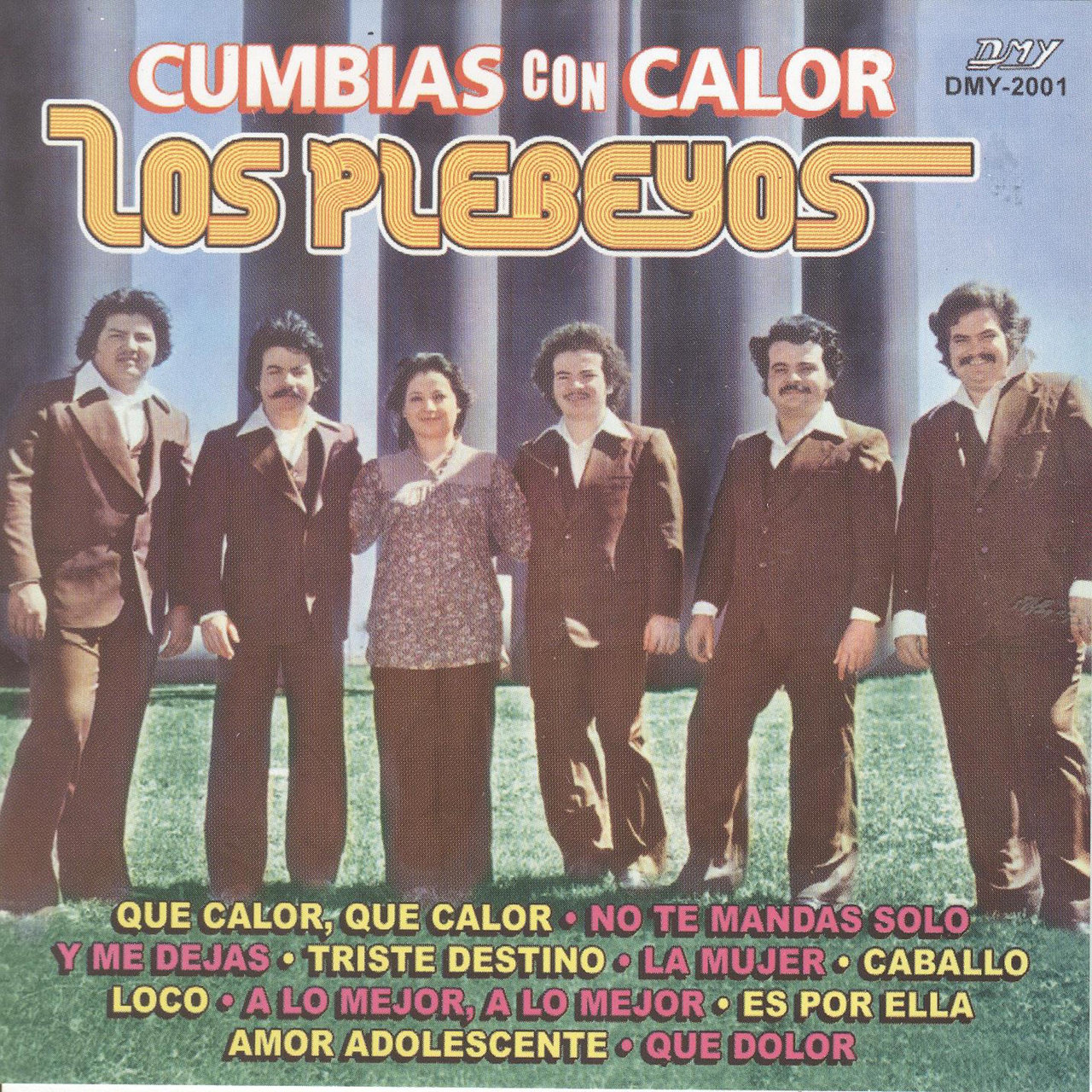Cumbias Con Calor