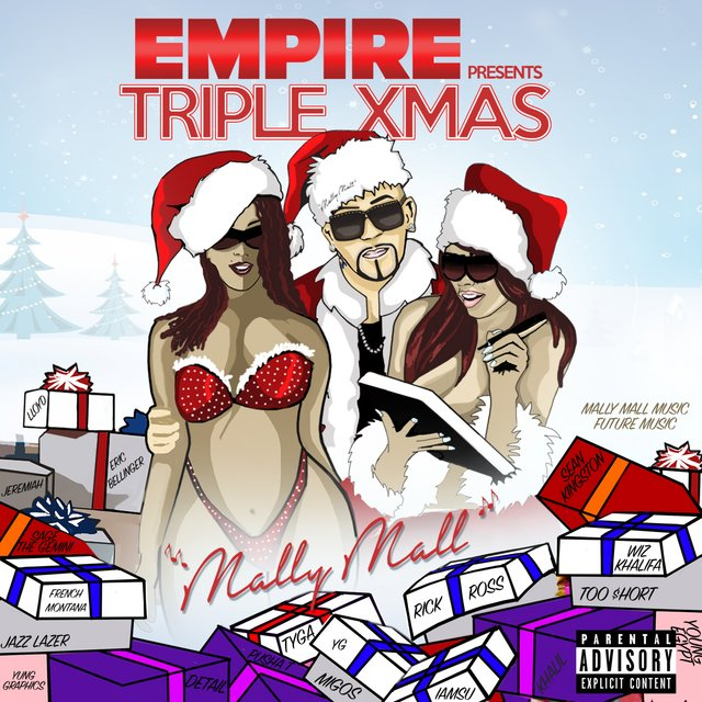 EMPIRE Presents: Triple X-Mas