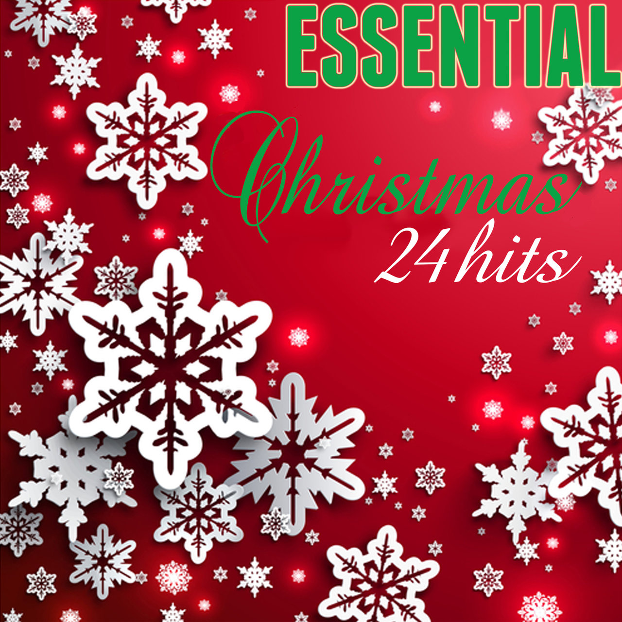 Essential Christmas 24 Hits