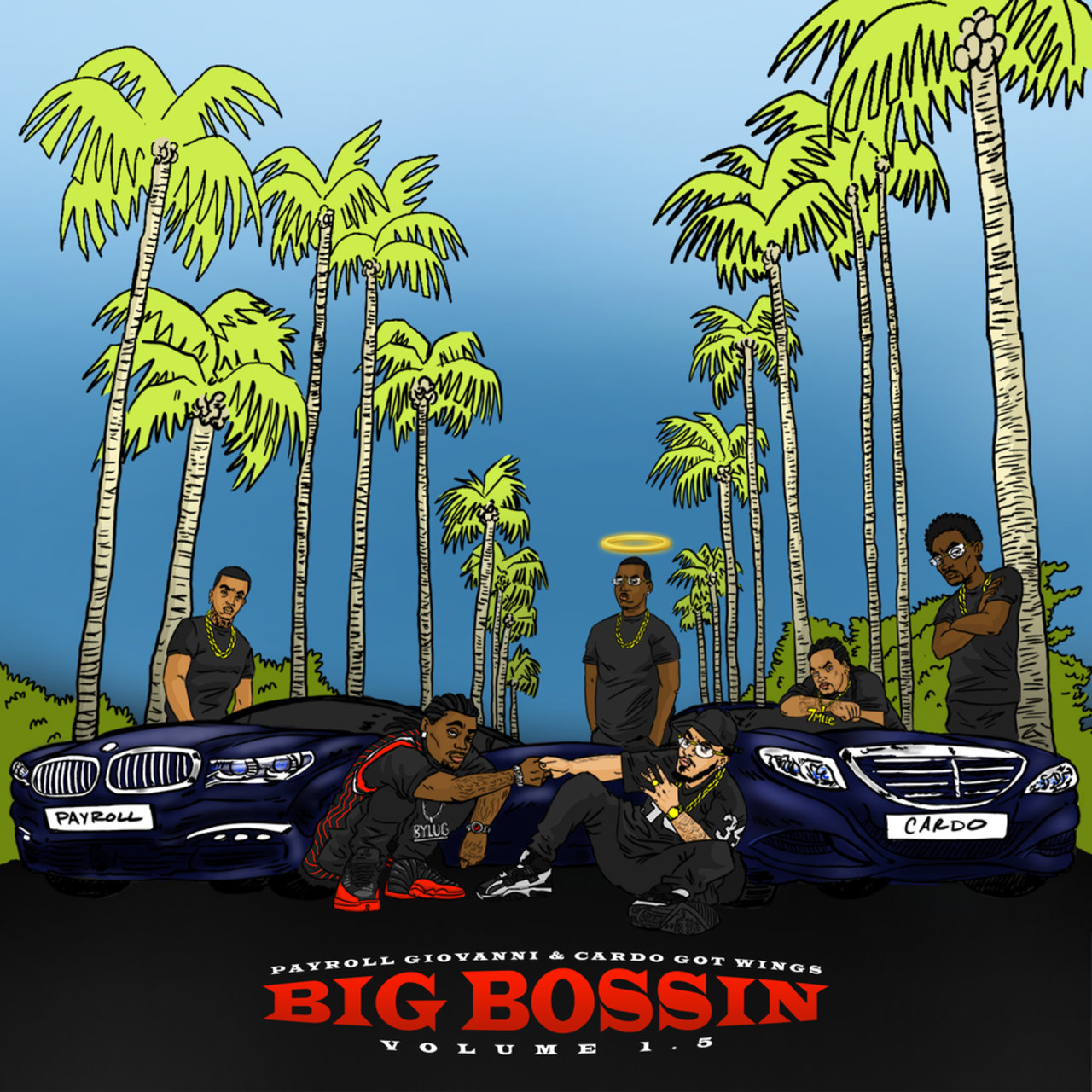 Big Bossin Vol. 1.5