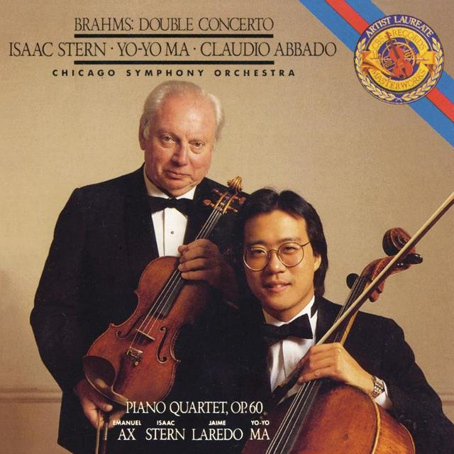 Brahms: Double Concerto for Violin and Cello in A Minor & Piano Quartet No. 3 in C Minor (Remastered)