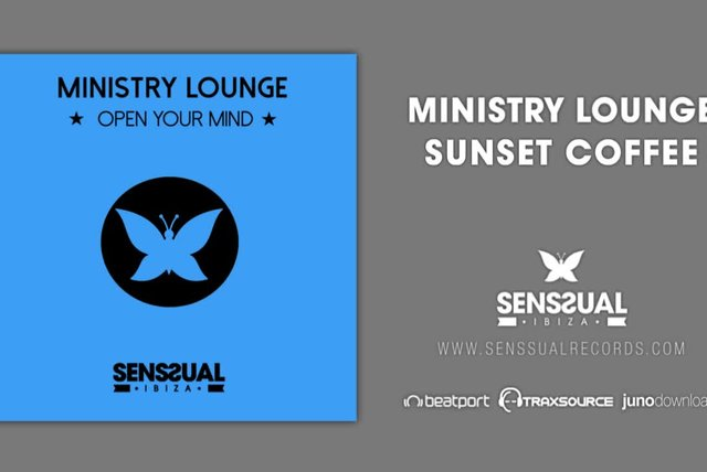 Ministry Lounge - Sunset Coffee - ChillHouse Deep