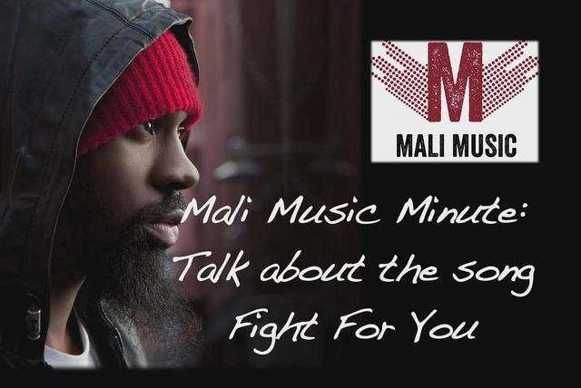 Mali Minutes - Fight For You