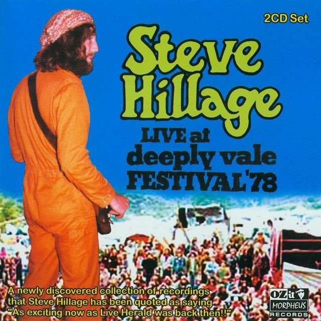 Live at Deeply Vale Free People's Festival 1978
