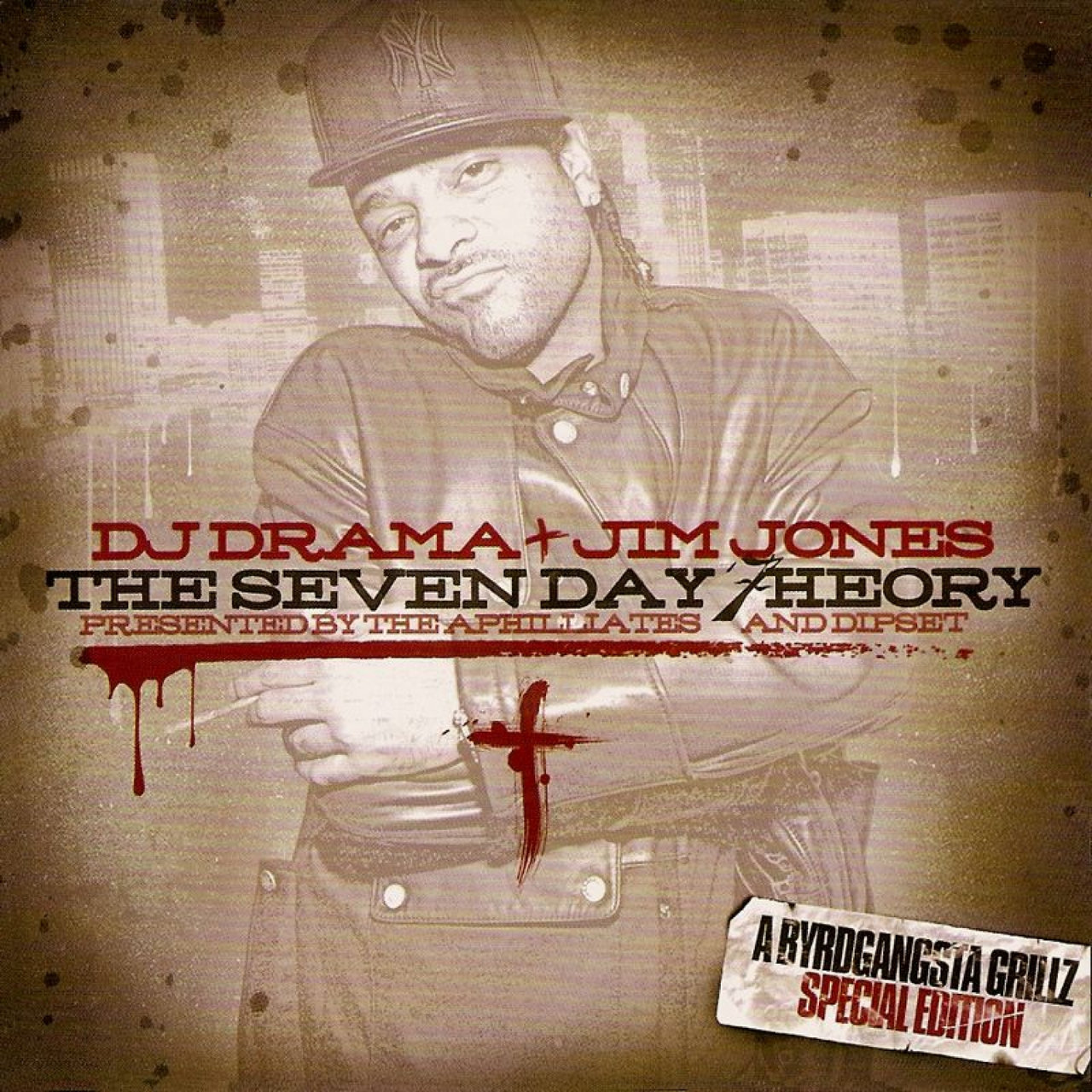 DJ Drama & Jim Jones: The Seven Day Theory