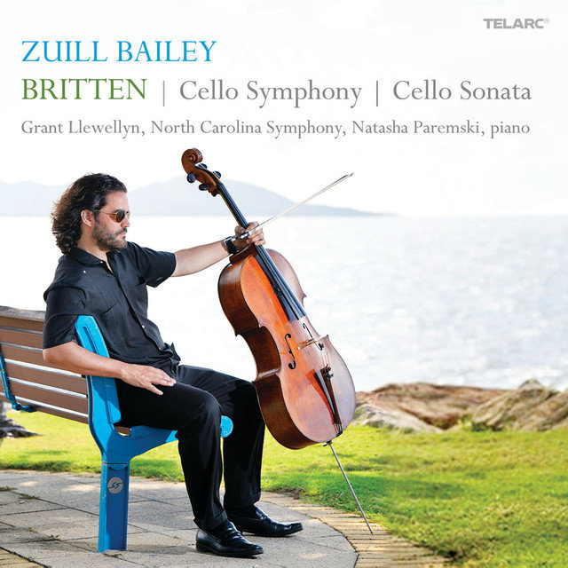 Britten: Cello Symphony / Cello Sonata