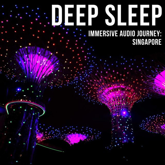 Immersive Audio Journey: Singapore