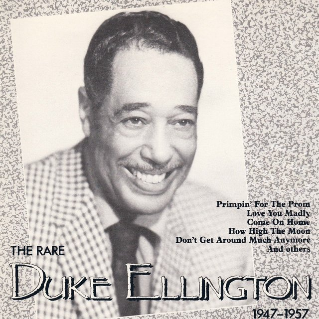 The Rare Duke Ellington