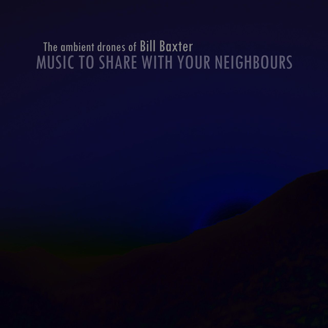 Listen to Music to Share with Your Neighbours by The Ambient Drones