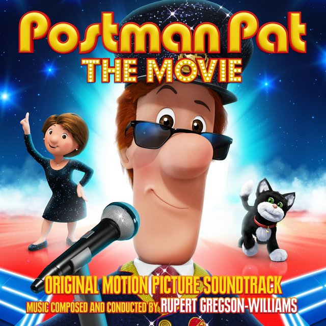 Postman Pat: The Movie (Original Motion Picture Soundtrack)