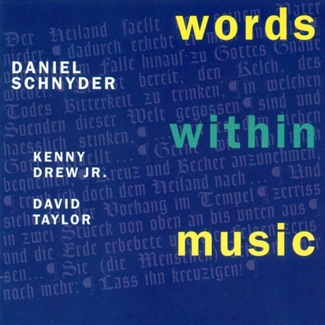 The Enja Heritage Collection: Words Within Music