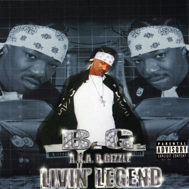 Livin Legend (Asterisk Explicit)