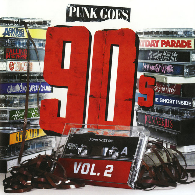 Punk Goes 90's, Vol. 2