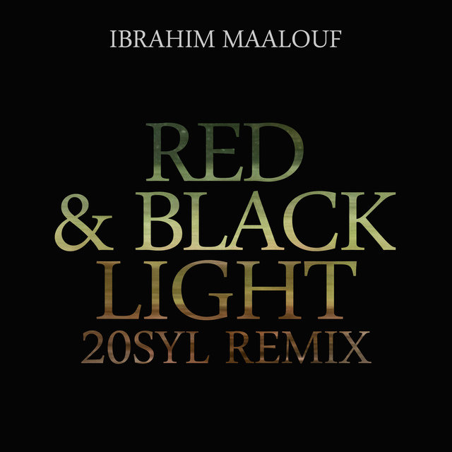 Red & Black Light (20syl Remix) - Single