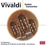 Vivaldi: Sonata for Lute, Violin and Continuo, RV.82 - Arr. for guitar: Pepe Romero - 1. Allegro non molto