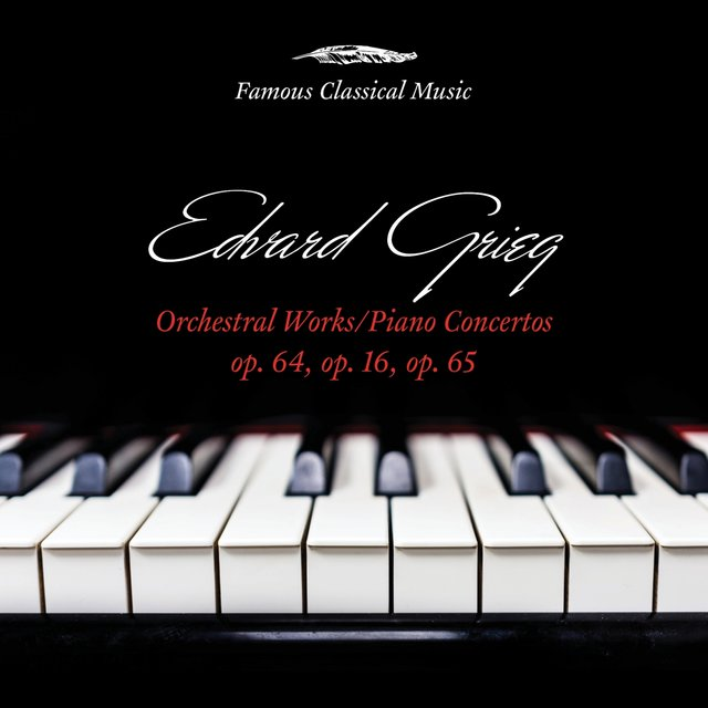 Grieg: Orchestral Works & Piano Works