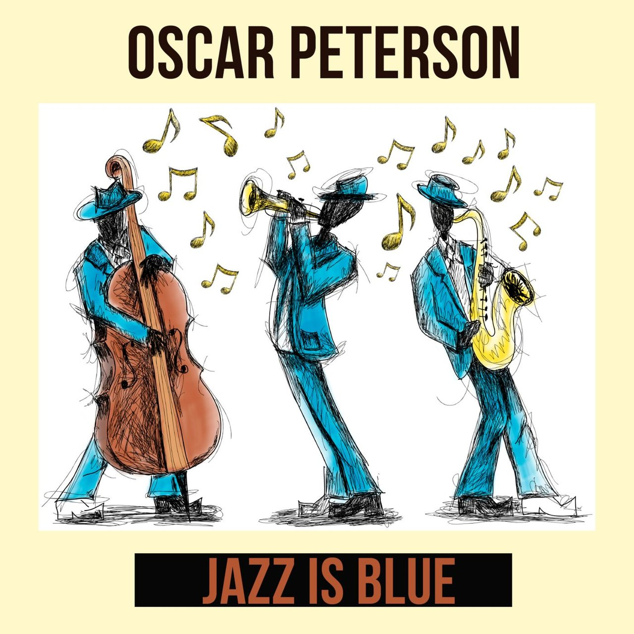 Jazz Is Blue