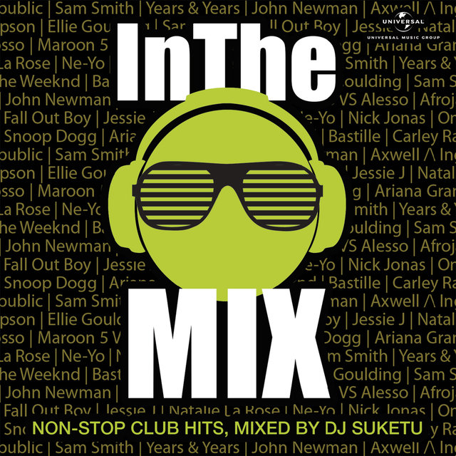 In The Mix (Mixed By DJ Suketu)