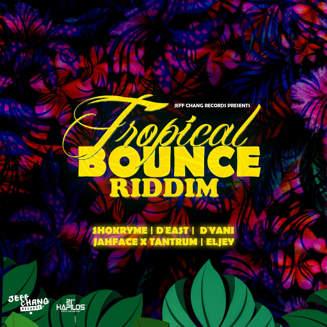 Tropical Bounce Riddim