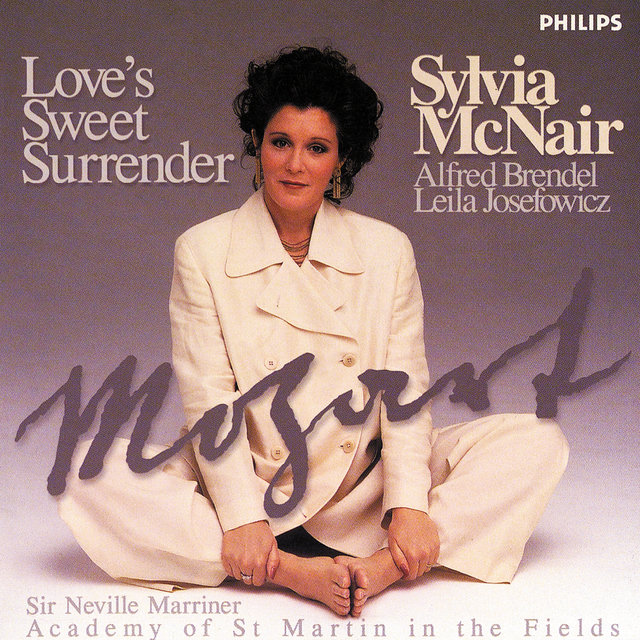 Mozart: Love's Sweet Surrender