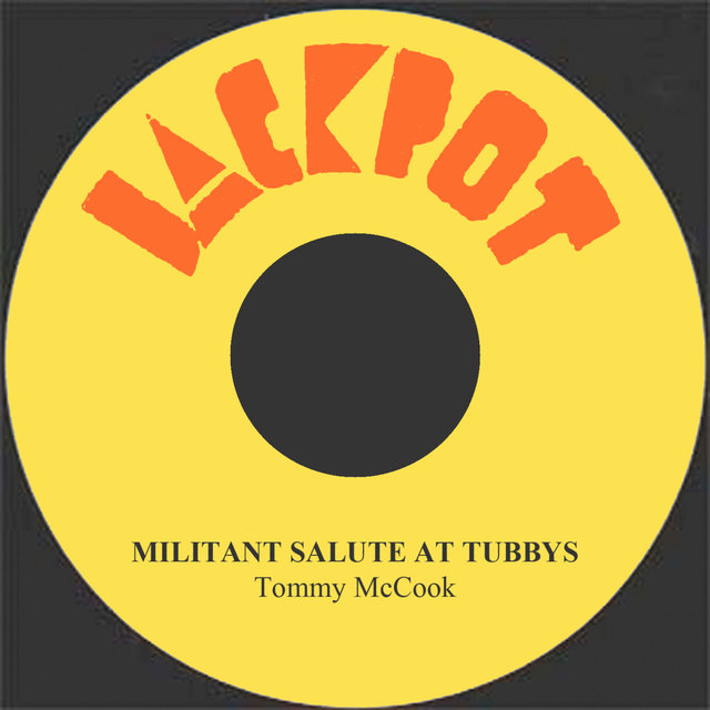 Militant Salute At Tubbys