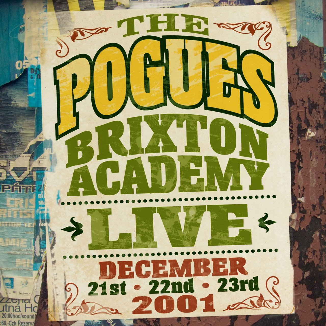 Live at the Brixton Academy 2001