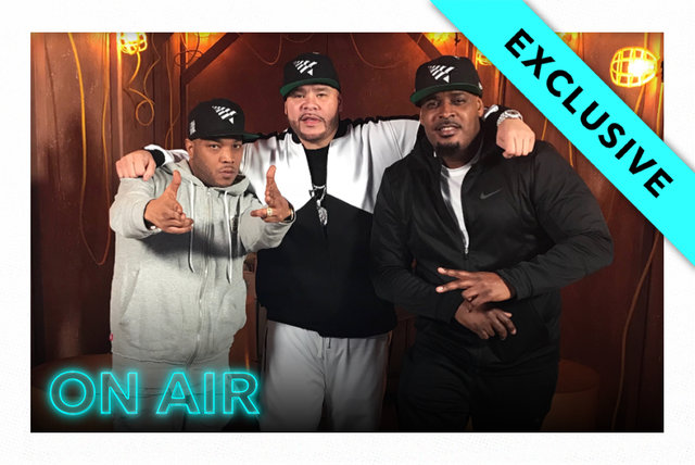 Sheek Louch and Styles P of the Lox, Episode 1