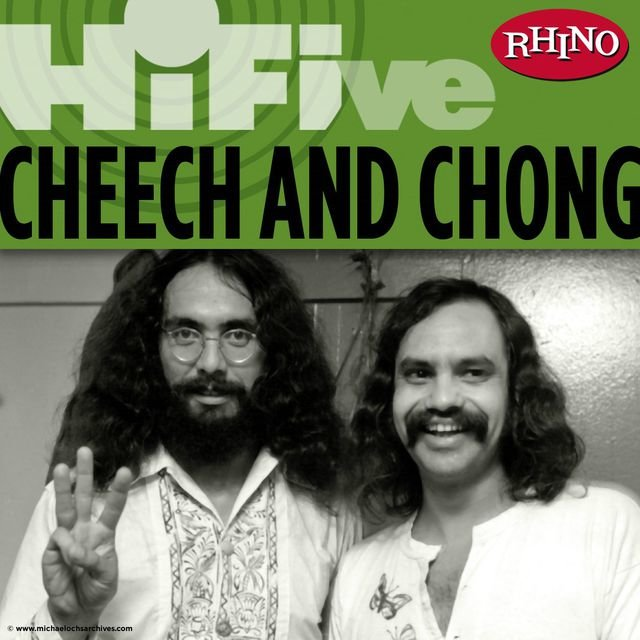 Rhino Hi-Five: Cheech & Chong