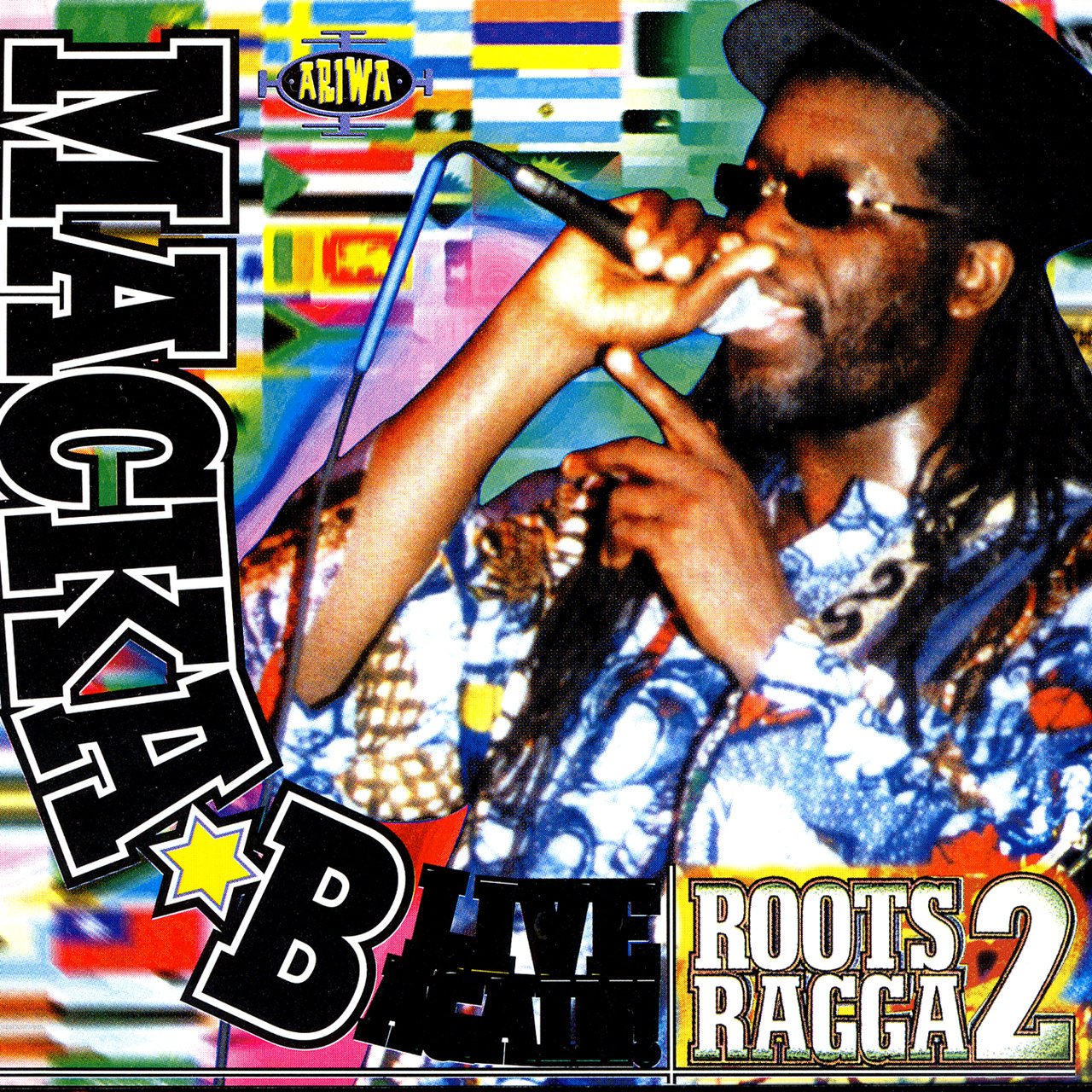 Macka B Live Again!! / Roots Ragga 2