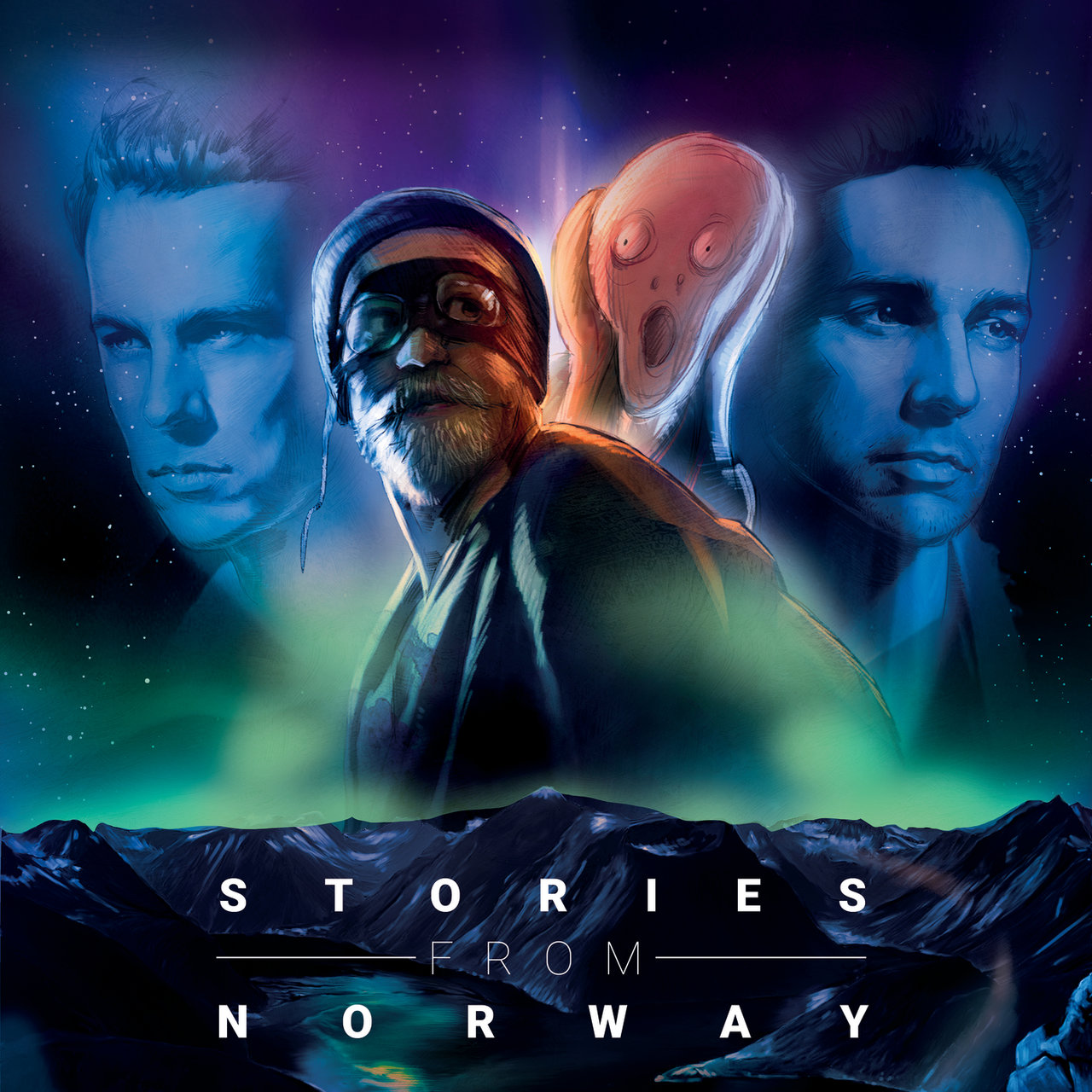 Stories From Norway: Skrik
