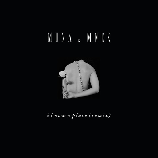 I Know A Place (MNEK Remix)