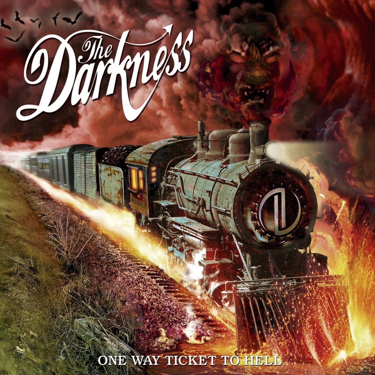 One Way Ticket To Hell...And Back [UK iTunes Deluxe Album Audio/Video/Tunebook Bundle]
