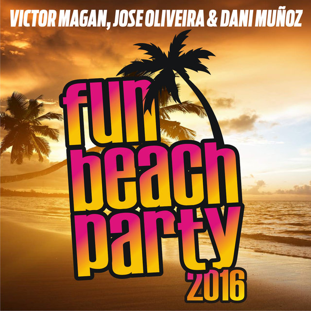 Fun Beach Party 2016